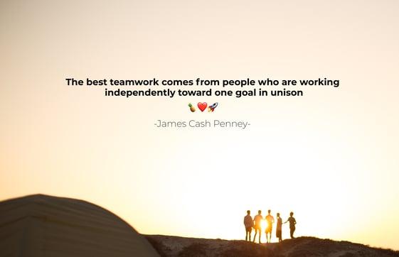 quote team